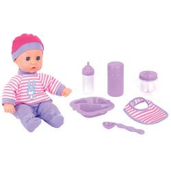 RIK&ROK - La Mia Bambola ed i suoi accessori per la pappa