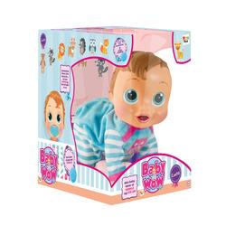 IMC TOYS - Baby Wow Teo Bebè Interattivo