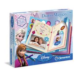 CLEMENTONI - Frozen - Diario magico
