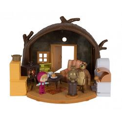 SIMBA - Playset Casa Orso di Masha