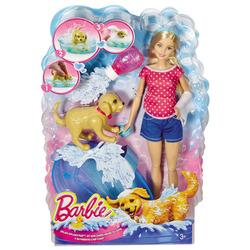 MATTEL - Barbie Bagnetto Dei Cuccioli