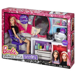 MATTEL - Salone di bellezza di Barbie
