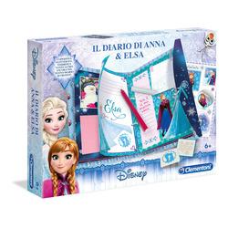 CLEMENTONI - Frozen - Il Diario di Anna e Elsa