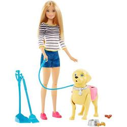 MATTEL - Barbie a spasso coi cuccioli
