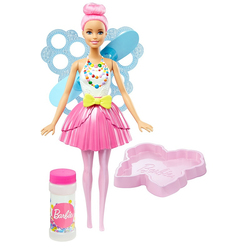 MATTEL - Barbie Fatina Magiche Bolle