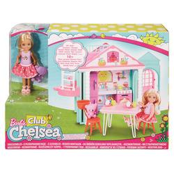 MATTEL - Barbie - La Casa di Chelsea  con bambolina Chelsea™ inclusa