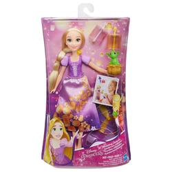 HASBRO - Disney Princess - Personaggio Bambola Rapunzel Lanterne Volanti Con Accessori