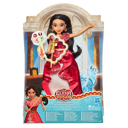 HASBRO - Disney Elena - Personaggio Bambola Elena Cantante