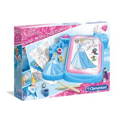 CLEMENTONI - Princess - Lavagna luminosa di Cenerentola