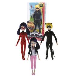 GIOCHI PREZIOSI - Miraculous Fashion Doll 27 Cm - 3 Modelli (Personaggi assortiti)