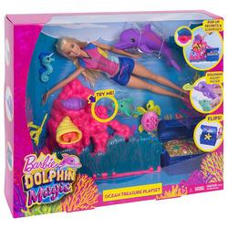 MATTEL - Barbie Magia Delfino Playset