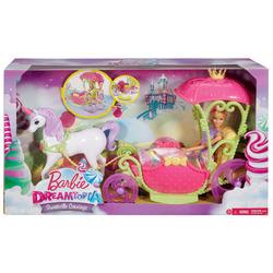 MATTEL - Carrozza Regno delle Caramelle di Barbie