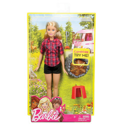 MATTEL - Barbie Campeggio