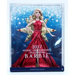 MATTEL - Barbie Magia delle Feste 2017  - bionda