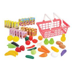 RIK&ROK - Cesto con Frutta e Verdura