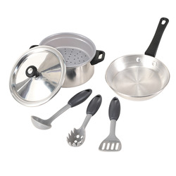 RIK&ROK - Set Cucina in Metallo