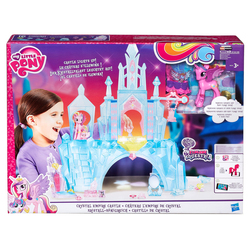HASBRO - My Little Pony -  Il Castello Di Cristallo Playset