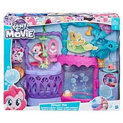 HASBRO - My Little Pony - Il Mondo Sottomarino Playset (My Little Pony: The Movie)
