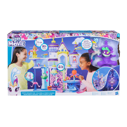 HASBRO - My Little Pony -  Il Castello Di Canterlot e Seaquestria (My Little Pony: The Movie)