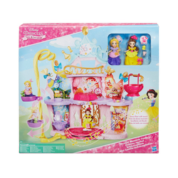 HASBRO - Disney Princess - Il Castello Musicale Playset
