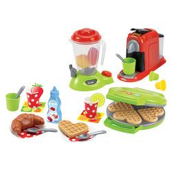 ECOIFFIER - Set Frullatore e Piastra waffle