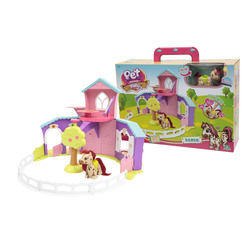 GIOCHI PREZIOSI - Pony Parade Ranch