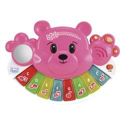BABY AUCHAN - Il Mio Pianoforte a forma di orsetto