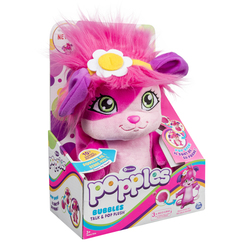 POPPLES - Peluche Trasformabili Deluxe Popples (Personaggi assortiti: Lulu, Bubbles)