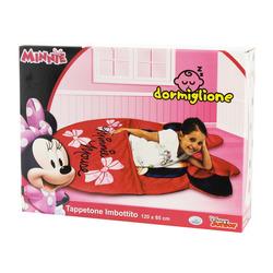 ODS SRL - Dormiglione - Tappetone imbottito (Personaggi assortiti: Minnie e Princess)