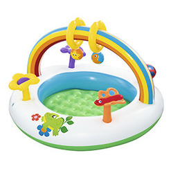 BESTWAY - Play Center Arcobaleno Go & Grow