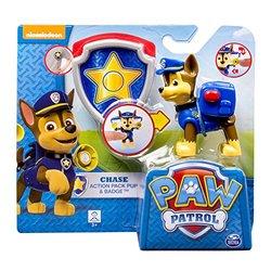 SPIN MASTER - Action Pup Cuccioli in Azione (Personaggi assortiti: Sky, Zuma, Rocky, Marshal, Chase e Rubble)