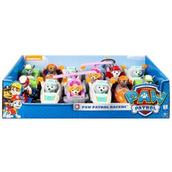 SPIN MASTER - Veicoli Rescue Racers (Personaggi assortiti: Sky, Zuma, Rocky, Marshal, Chase e Rubble)