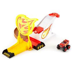MATTEL - Corsia dei box di Blaze