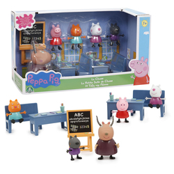 CEPPIRATTI - Peppa Pig La Classe
