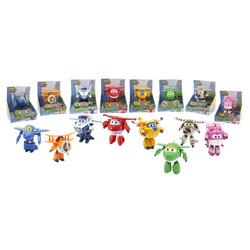 GIOCHI PREZIOSI - Superwings - Personaggi Trasformabili Articolati S1 + S2 (Personaggi assortiti Pokemon)