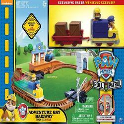 SPIN MASTER - Pista Ferrovia di Adventure Bay - Roll Patrol