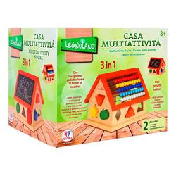 GLOBO - Casa Multiattività 3In1