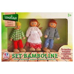 GLOBO - Set Bamboline