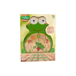 GLOBO - Froggy L'Orologio