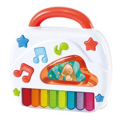 BABY AUCHAN - La mia valigetta 2 in 1 telefono + attività musiciali