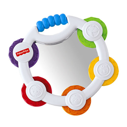 FISHER-PRICE - Il Tamburello a sonagli
