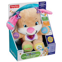 FISHER-PRICE - Sorellina Smart Stages