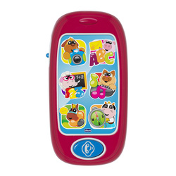CHICCO - Abc Smartphone Animali It