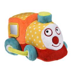 BABY AUCHAN - Il Mio Veicolo morbido (Personaggi assortiti: aereo, macchina e treno)