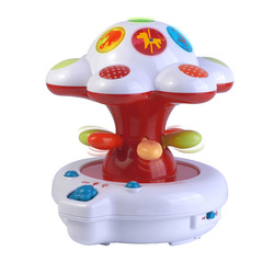 BABY AUCHAN - Proiettore con luci e suoni