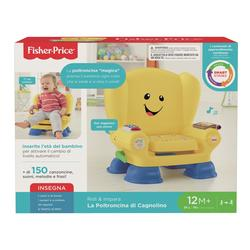 FISHER-PRICE - Fisher-Price - La Poltroncina del Cagnolino