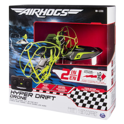 SPIN MASTER - ASSORTITO Hyper Drift Drone (colori assortiti: verde, blu)