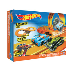 GRANDI GIOCHI - Pista Hot Wheels 286Cm