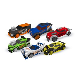GRANDI GIOCHI - Auto Pista Hot Wheels Sc.1/43