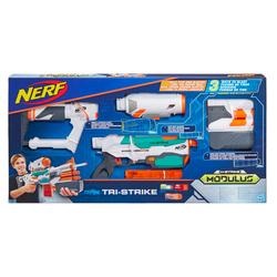 HASBRO - Nerf - Modulus Tri Strike